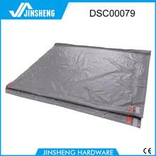 China anti-sound fabric PVC coated tarpaulin