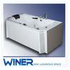 wholesale price luxury one person hot tub hotel massage acrylic bathtub
