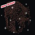 Gros strass de transfert de tigre correctif Motif strass Designs pour les vêtements L 2 ( 23 )
