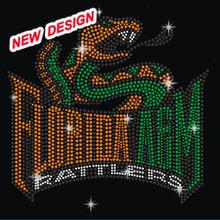 Snake detailed custom hot fix rhinestone crown transfers K 2 (6)