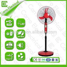 12v 16 inch rechargeable pedestal fan lahore fan in pakistan CE-12V16B