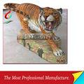 parque de animales para estatua del tigre