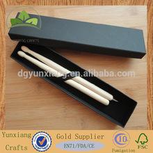 wooden drum stick pen wooden pen