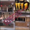 Cónico de pizza/cono máquina de pizza/masa de pizza máquinas