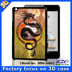 new 3D flip case for ipad air with 3D image