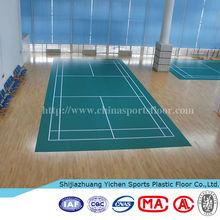 Badminton Sports Floor Mat/Badminton Covering