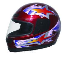 boa qualidade 2013 cara cheia de fibra de carbono capacete para moto