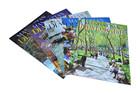 Professional printed Custom personal fashion journal magazines printing