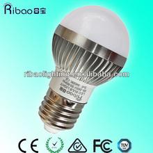 12V 24V 36V 48V 2600k 2700k dimmable 3w led lighting bulb