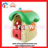 Amusement playground Mushroom Hut children favorite play house children play garden houses