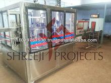 Juice processing machine; water bottling line