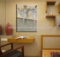 beleza de ballet menina pintura para a venda