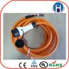 European stanrds 16A 32A female IEC62196-2 Car EV Plug