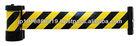 Reelex safety barrier sheet reel of danger plate made in japan