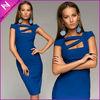 YYH-SL0407# Hot Sexy Fashion Mature Women Cocktail Dress