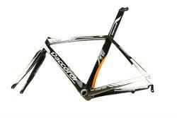 Daccordi Noah White-Orange Carbon Frame