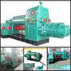 fire brick machinery/tunnel kiln for burning bricks/China clay brick making machine/vacuum extrusion clay brick machine
