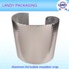 highest R-value aluminium foil for steel roofing