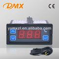 Doble- límite de visualización digital eliwell controlador de temperatura