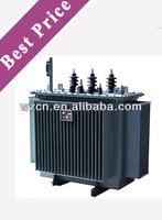 voltage from 20kv or 22KV to 0.4kv or 6kv three phase 25kva transformer 25 kva Oil Immersed distributon Transformer