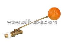 Brass Float Vlave