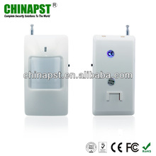 Wireless pir sensor switch automatic sensor switch light with Option of Connecting Power Adapter PST-IR203