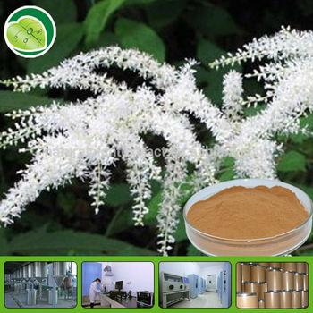 triterpene glycosides powder 100% natural black cohosh extract