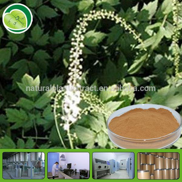triterpene glycosides powdered black cohosh extract