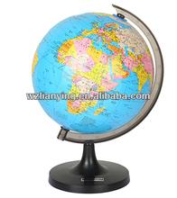 print world globe