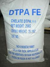 DTPA Fe 11% cas:12389-75-2 water soluble fertilizer