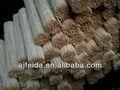 Palillo de bambú natural.