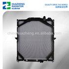 aluminum V Fin cooling heat exchanger volvo fh 12
