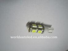 Ultra bright,no defective,12V DC,t10 led car