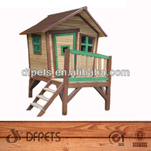 Decorative Wooden Playhouse For Children DFP008