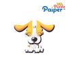 Lovely dog puzzle model kit baby educational toys