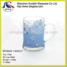 2014 new design handle cup beer mug HF25025-14h821T