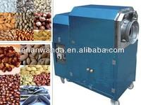 High quality flavored cashew nut roasting machine