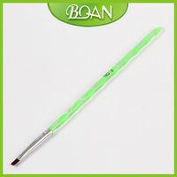 Cheap Angled Gel Acrylic Handle Beauty Nail Brush