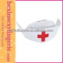 atacado mulher cool branco enfermeira sexy chapéus