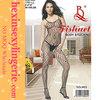 Wholesale 2013 black transparent spandex fishnet body stocking