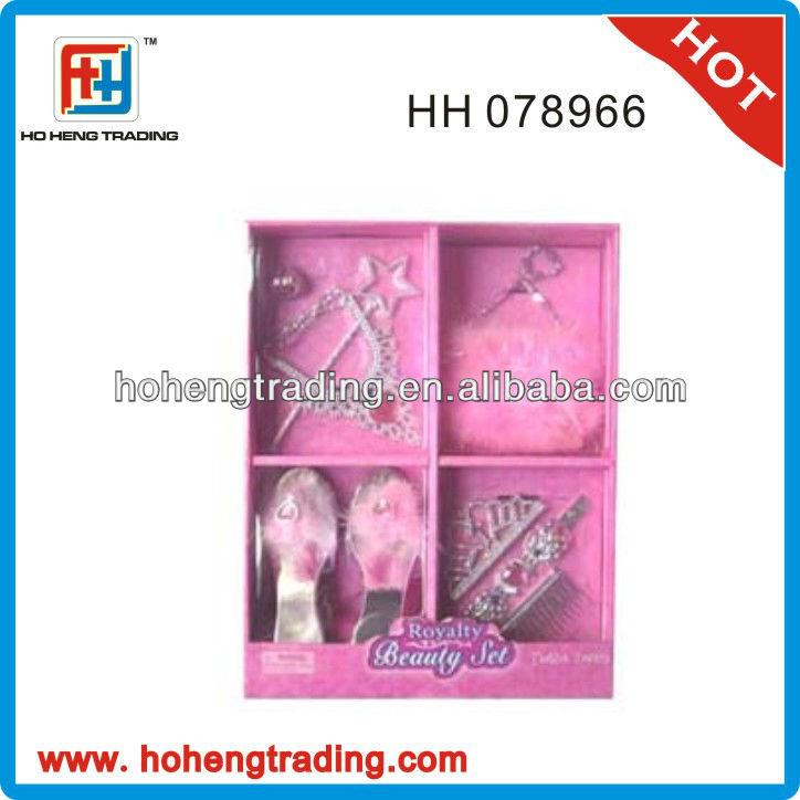 Custom princess beauty set toy