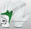 Vente chaude! Custom design en cuir synthétique pu gant de golf