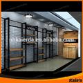 Design intérieur du magasin/vêtement. design intérieur du magasin/design intérieur du magasin de vêtements