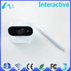 New smart board! China short-throw portable usb interactive whiteboard for kids