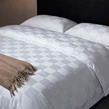 hotel duvet cover hotel bed fitted/flat sheet