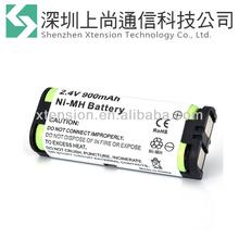 For Panasonic HHRP105 HHR-P105 HHRP105A KX242 Cordless Phone Battery 2.4V Ni-MH