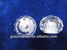 Natural crystal, fine crystal handle