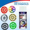 Flexible Rubber coating Spray Paint Film For Wheel Rim