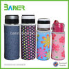 Foldable Insulated Wine Tote Cooler Water Bottle bottle cooler bag