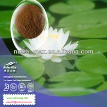 China Supply Folium Nelumbinis Leaf P.E. Weight Loss 2%~10% Nuciferine,10%~50% Alkaloids